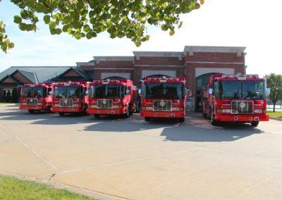 HME_Clinton Trucks Trees 2